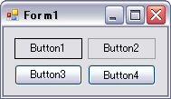 ボタンの外観を変更する例