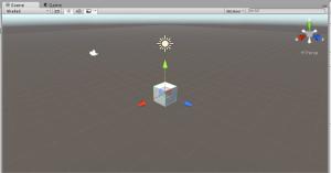 立方体の追加