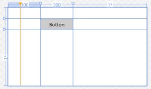 Gridへのボタン配置