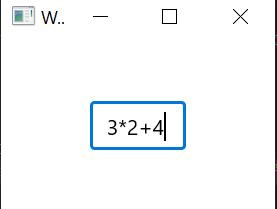 計算式の入力